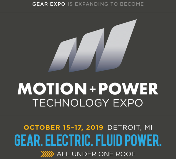 MOTION+POWER Technology Expo